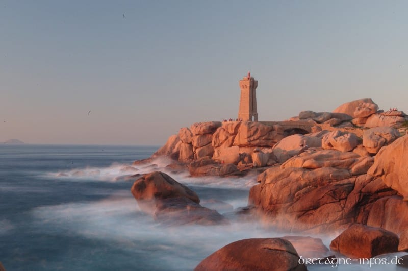 Ploumanac'h - Phare de Men Ruz